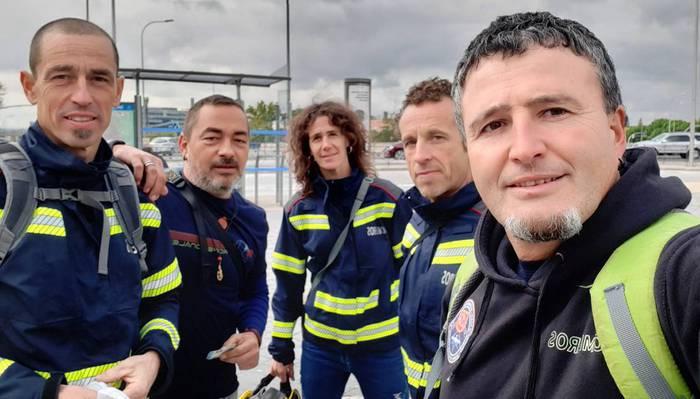 Lege bateratu baten alde, Madrilen