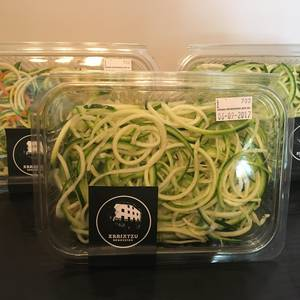Kalabazin espagetia