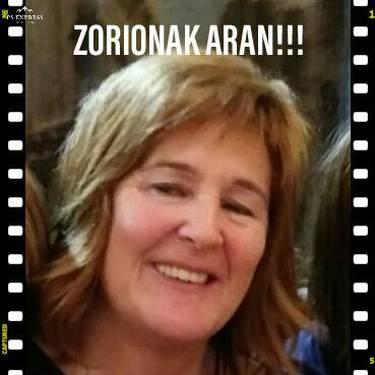 Zorionak Aran!