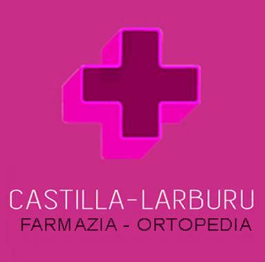 Castilla-Larburu farmazia-ortopedia logotipoa