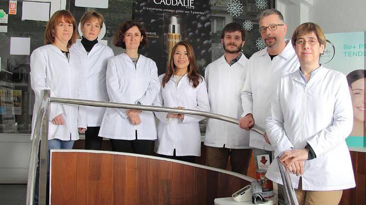 Castilla-Larburu farmazia-ortopedia