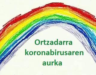Ortzadarra Koronabirusari aurre egiteko