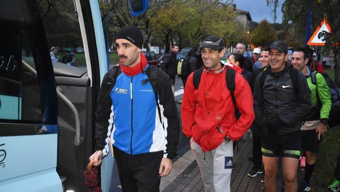 2020 Behobia-Donostia lasterketa bertan behera gelditu da, inguru erabat segurua bermatzea ezinezkoa zelako