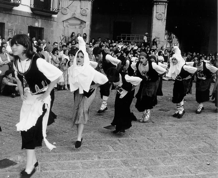 Kronikak eta San Joanek 20 urte eskutik, mende berriko aurreneko txupinazo hartatik