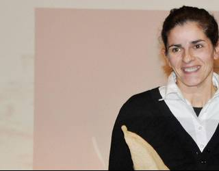 Esther Lopez Europako txapelketan Espainiaren laguntzaile bezala