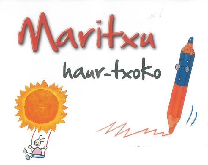 Maritxu Haur txokoa logotipoa