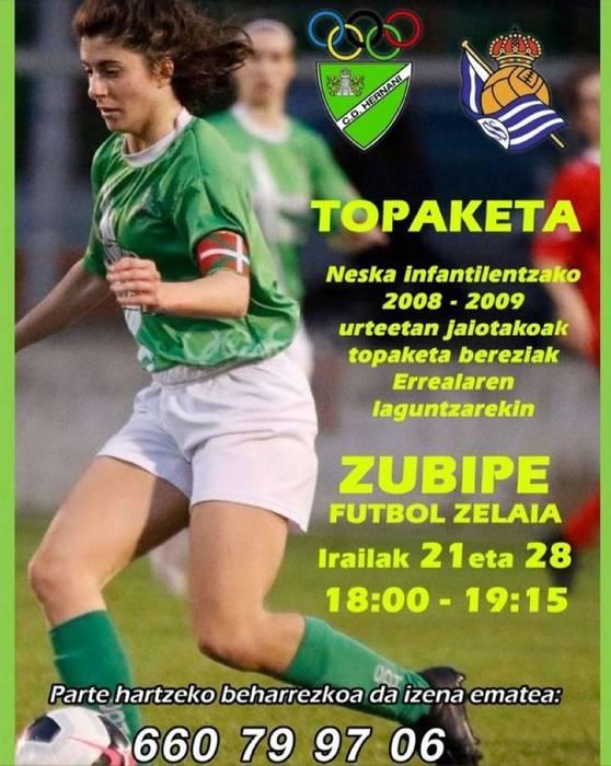 Futbol tokapeta, C.D Hernanik