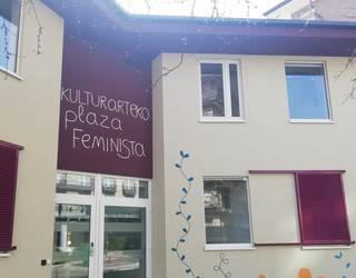 Zapatisten egonaldia antolatzeko bilera gaur, Kulturarteko Plaza Feministan