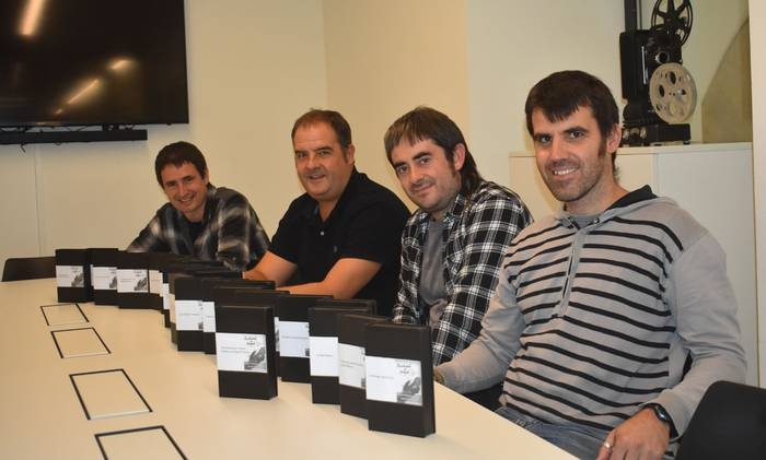 'Burbunak eta etsayak' Euskadiko Filmategian dago
