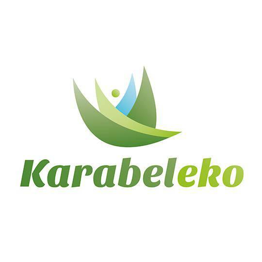 Karabeleko ekonekazaritza logotipoa