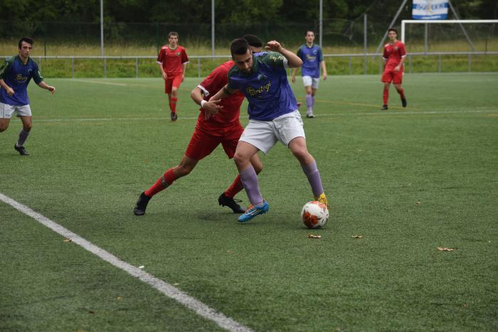 Hernanik 4-0 galdu du Eibarren aurka  eta kanporatua geratu da finalerdietan