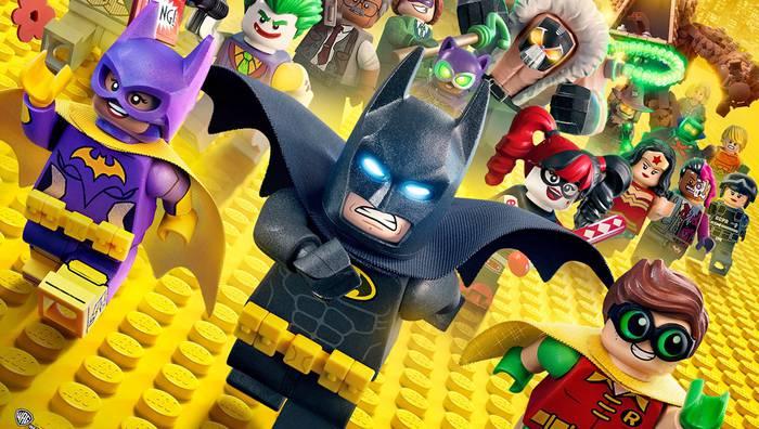 Sarrerak salgai, 'Batman Lego' ikusteko
