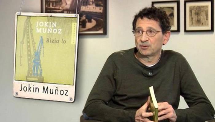 Irakurketa Klubean gaur, Jokin Muñoz
