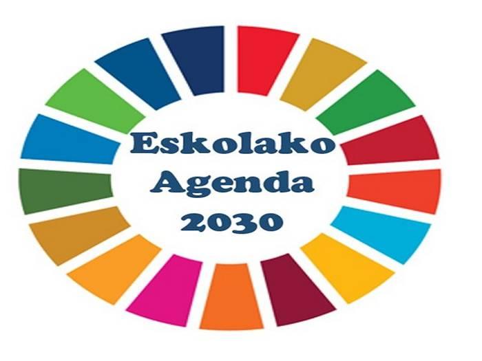 Eskola Agenda 2030eko Udalbatza berezia gaur, pleno aretoan