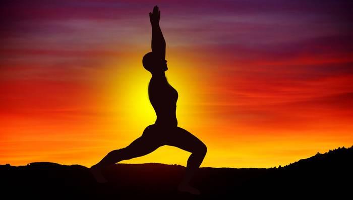 Yoga saioa gaur, Eizmendirekin