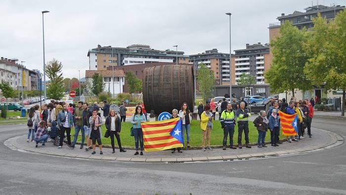 «Procéseko epaiak ezbaian jartzen du, espainiar demokraziaren homologazioa nazioartean»