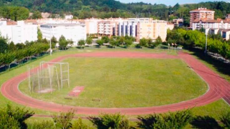 Atletismo pista  berrituko da