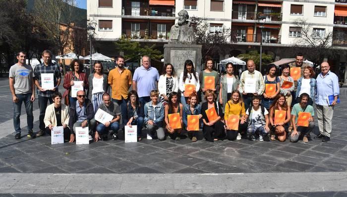 Euskaltegian eskaintza zabala euskera lantzeko