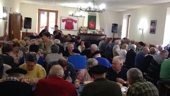 Jubilatuen festak girotuko du herria asteburuan zehar