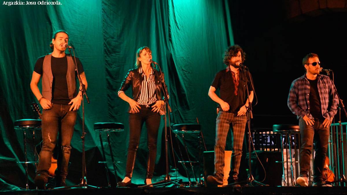 Demode Quartet laukoteak emango du gaur kontzertua, Udazken Kulturaleko programaren barruan
