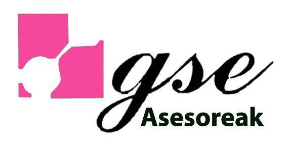 GSE aholkularitza logotipoa